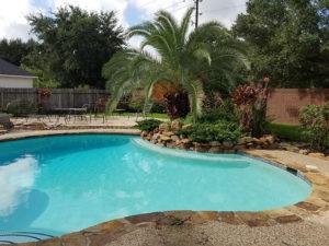 Houston TX pool remodeling