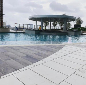 League City TX pool remodeling