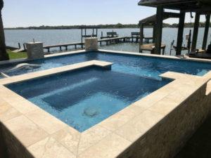 Friendswood TX pool remodeling