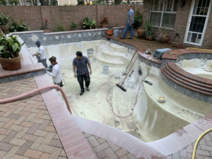 Houston TX Swimming Pool Remodeling