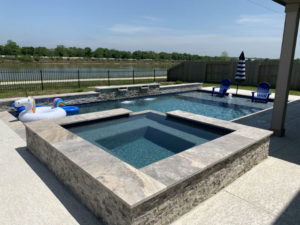 The Woodlands TX Pool Remodeling