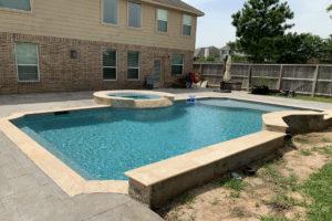 Sugar Land TX Gunite Pool Repair