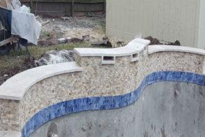 Houston TX gunite pool repair