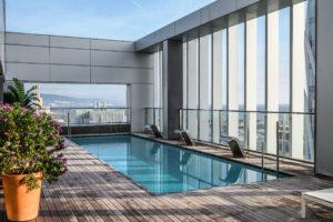 Houston TX pool deck resurfacing
