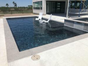 Missouri City TX Pool Plaster Repair