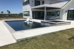 Houston TX pool resurfacing cost