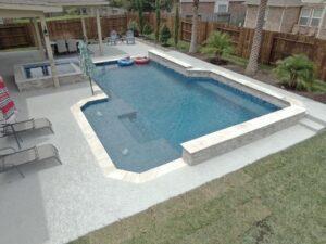 Seabrook Texas Pool Resurfacing Near Me