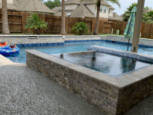 Houston TX gunite pool resurfacing cost