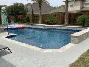 Seabrook TX Gunite Pool Repair