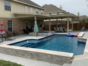 Friendswood TX pool refinishing