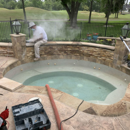 Houston TX Pool Renovations Near Me