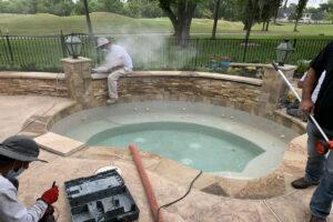River Oaks Texas Pool Resurfacing Near Me
