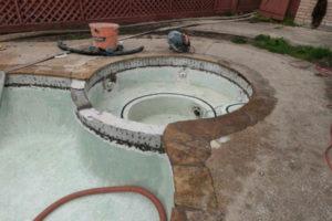 Pearland TX Pool Plaster Repair