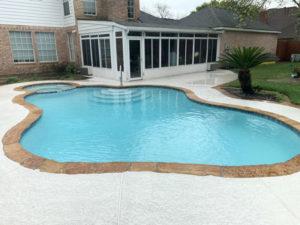 The Woodlands TX Gunite Pool Repair