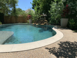 League City TX Pool Renovations