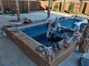 Webster TX Gunite Pool Repair