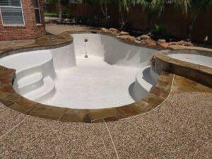 Friendswood TX Gunite Pool Repair