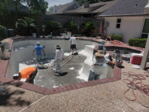 Cinco Ranch Texas Pool Resurfacing Near Me