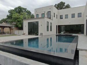 Pearland TX gunite pool resurfacing