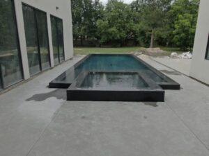 Missouri City TX pool plaster