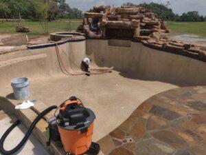 Cinco Ranch Texas Gunite Pool Repair
