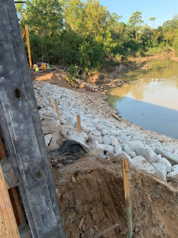 Sugar Land, TX, Erosion Control